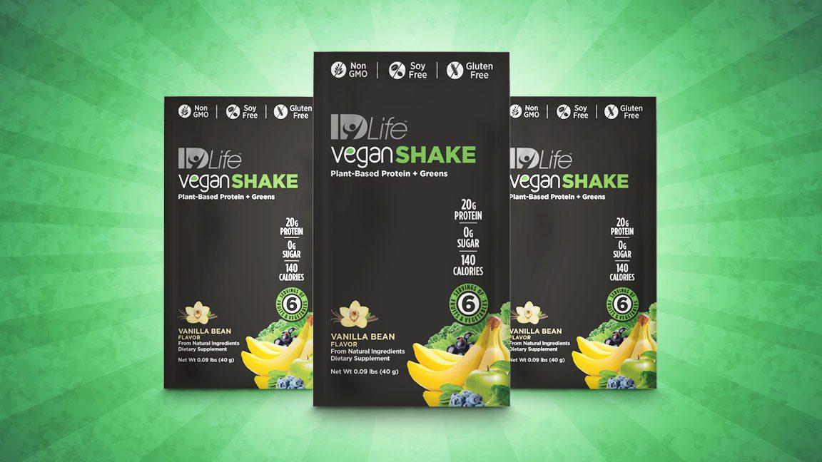 Vegan Shake Single Servings!
