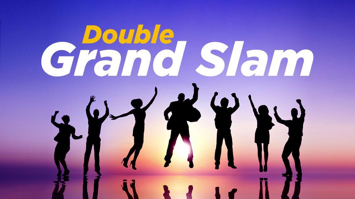 Double Grand Slam! 2017