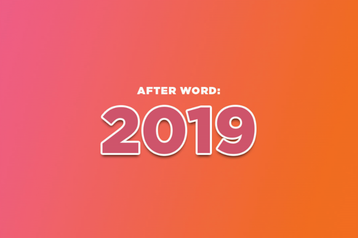 AFTER CODE WORD
