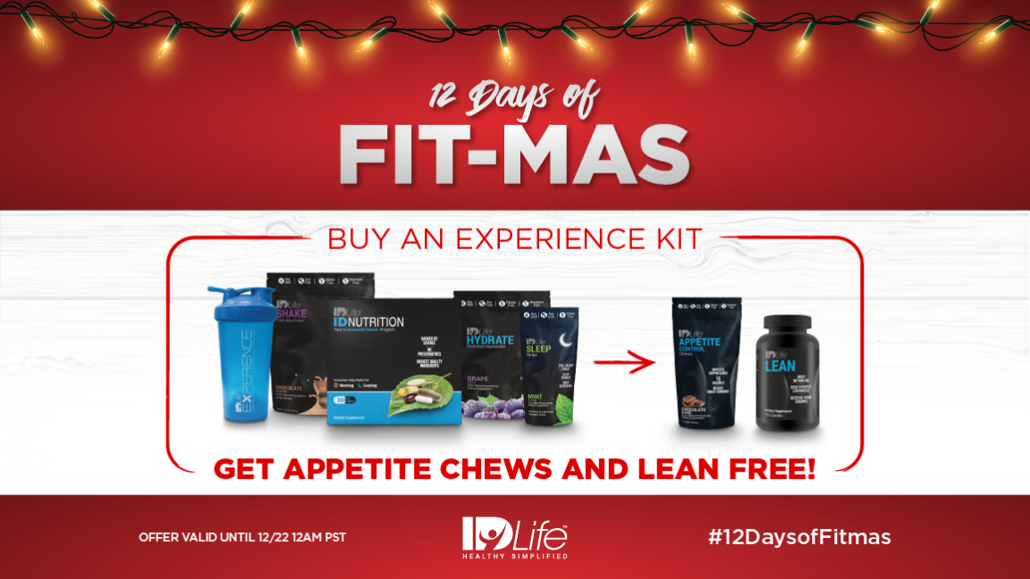 12 Days of Fit-mas – 12/2017