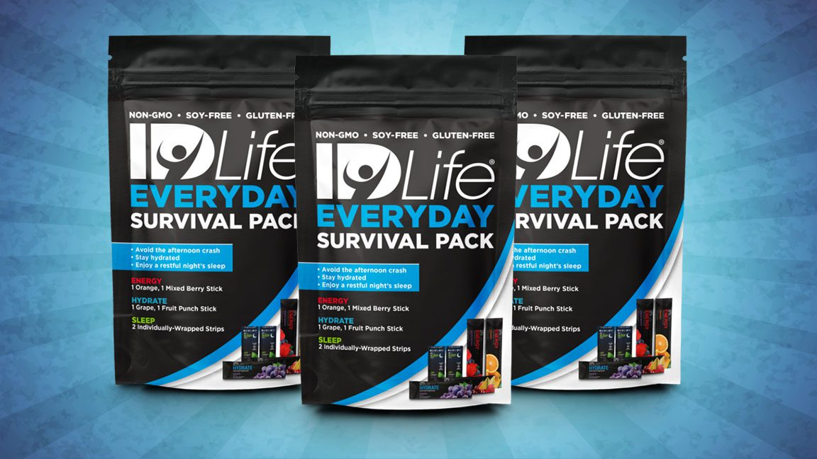 Available Now: Everyday Survival Packs