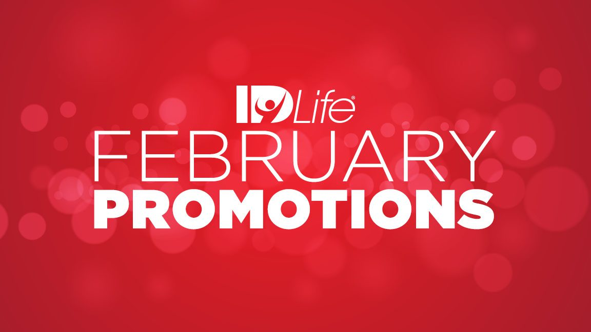 February Promotions 2018