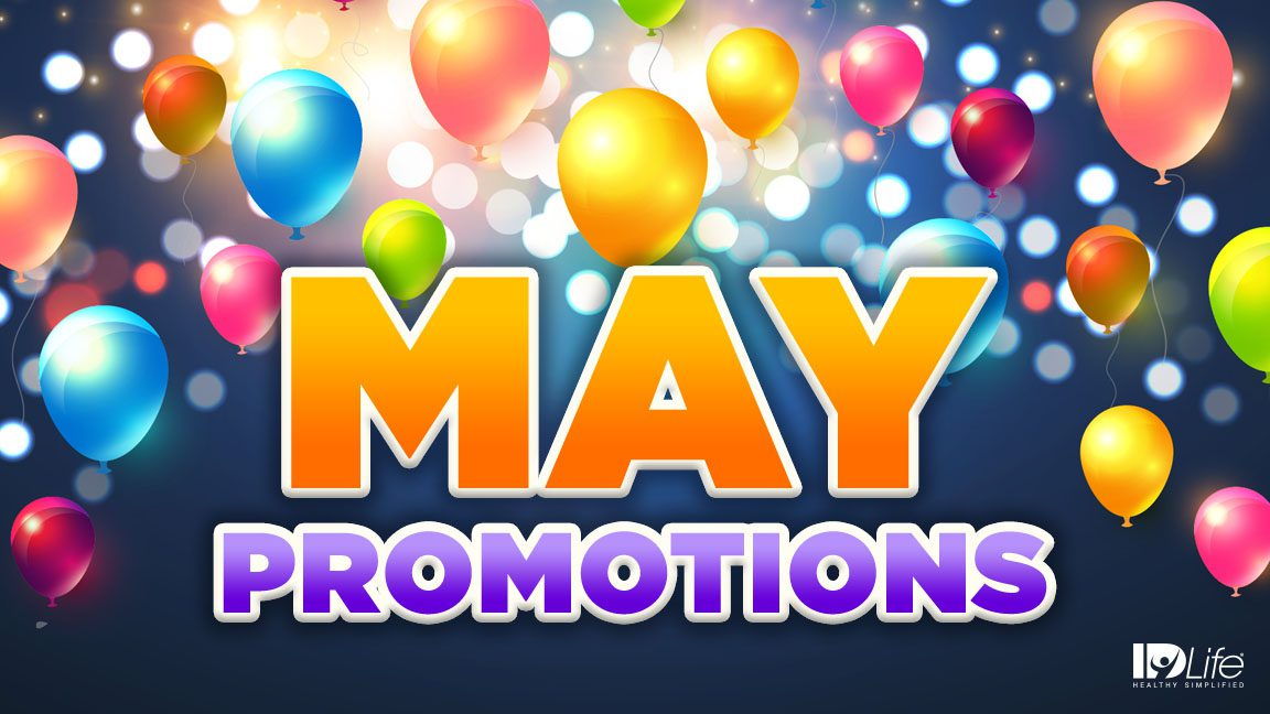 May Promotions