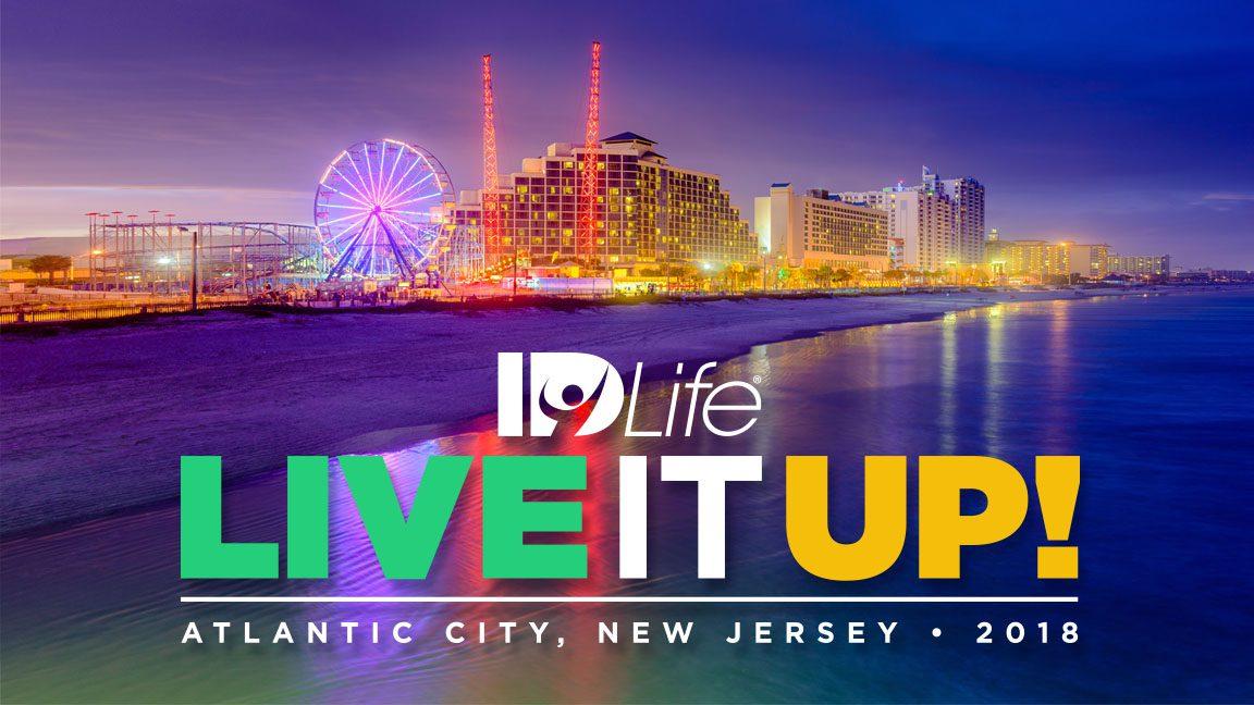 Live it Up! 2018