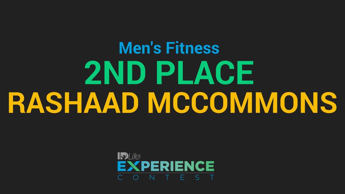 Rashaad McCommons