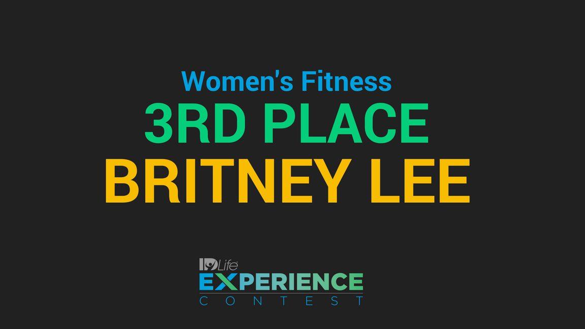 Britney Lee