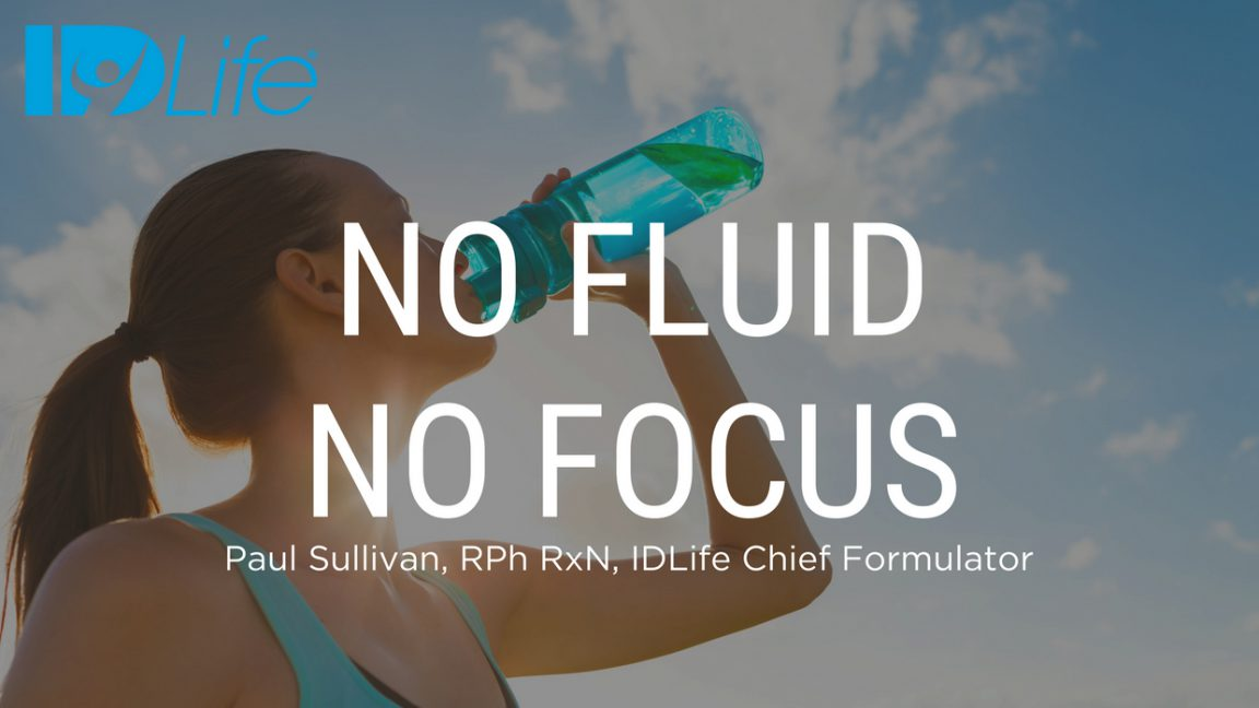 No Fluid, No Focus