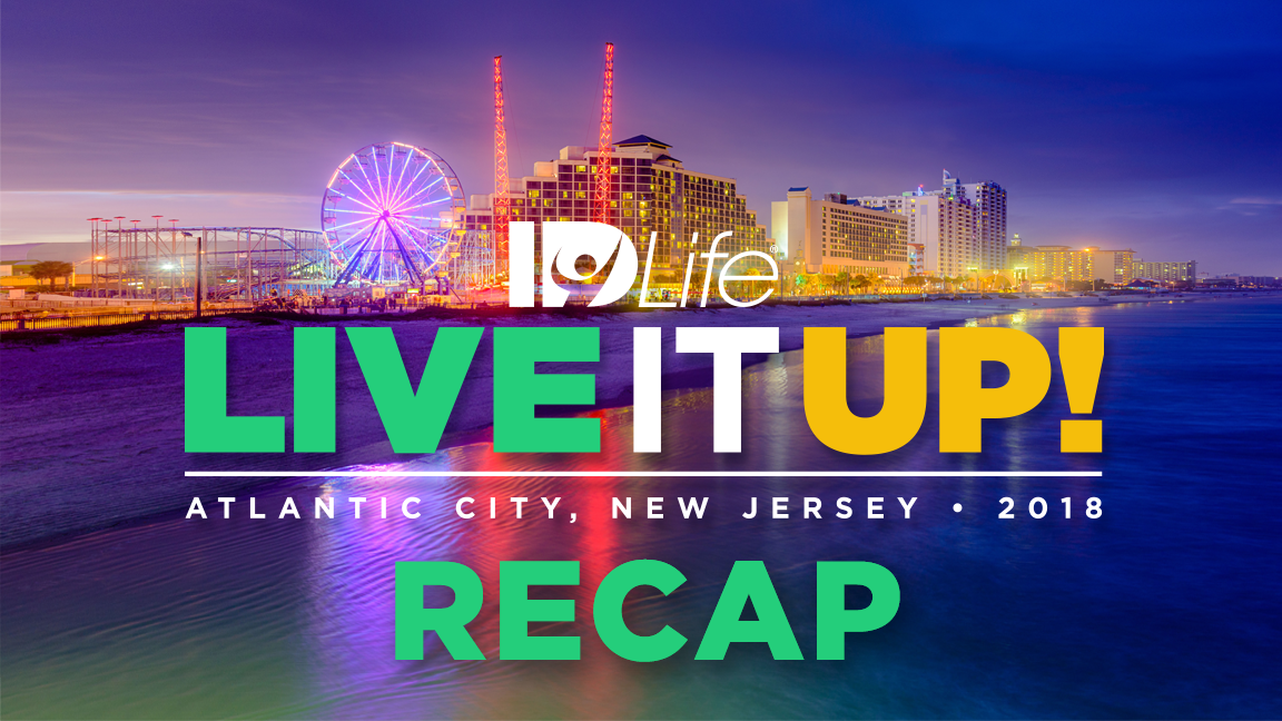 Live it Up! 2018 Recap