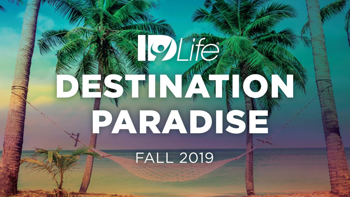 Destination Paradise 2019