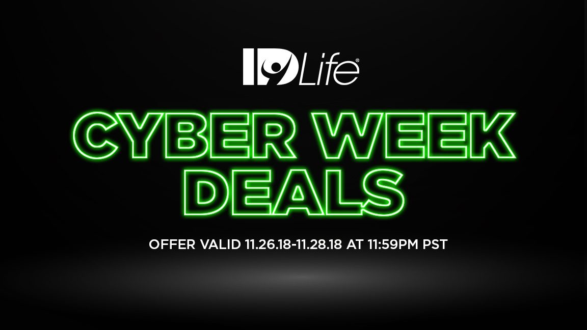 Friends and Family Cyber Monday Promo