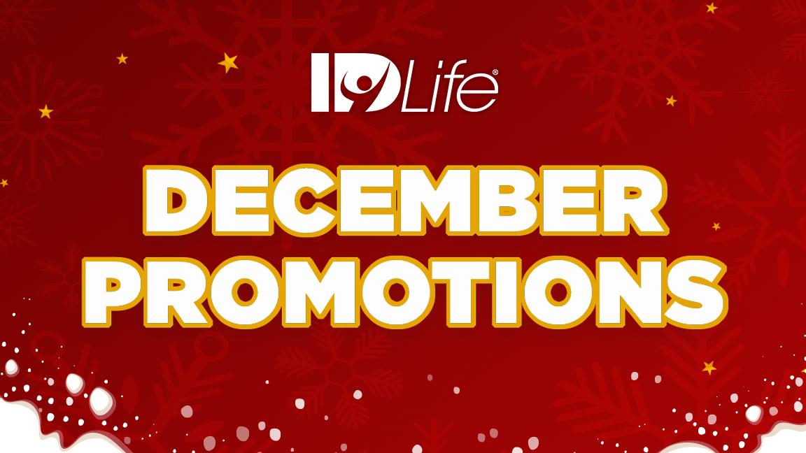 December Promotions!