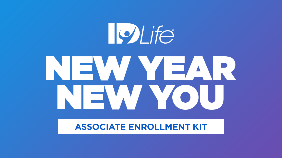 New Year, New You Associate Enrollment Kit