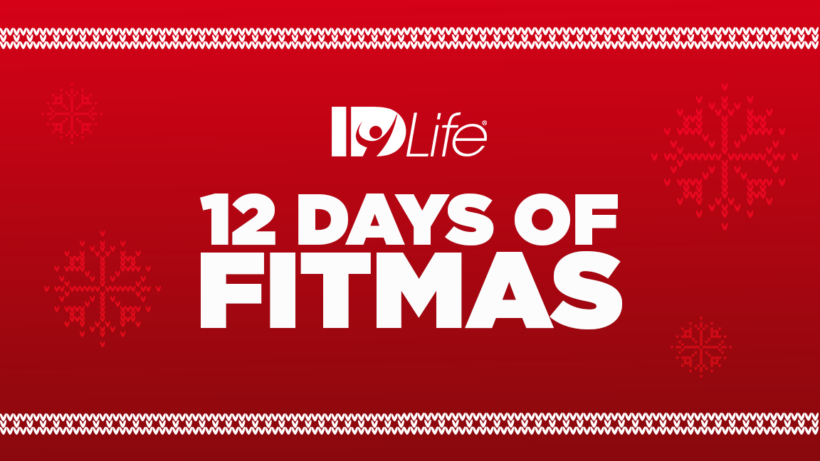 12 Days of Fitmas Deals!
