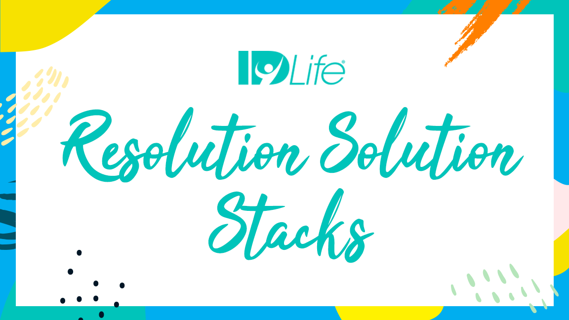 Resolution Solution Stacks