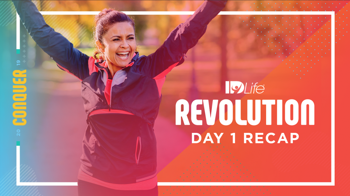 Revolution 2019 Day 1 Recap