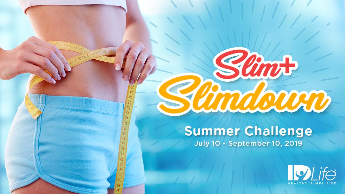 Slim+ Slimdown Challenge
