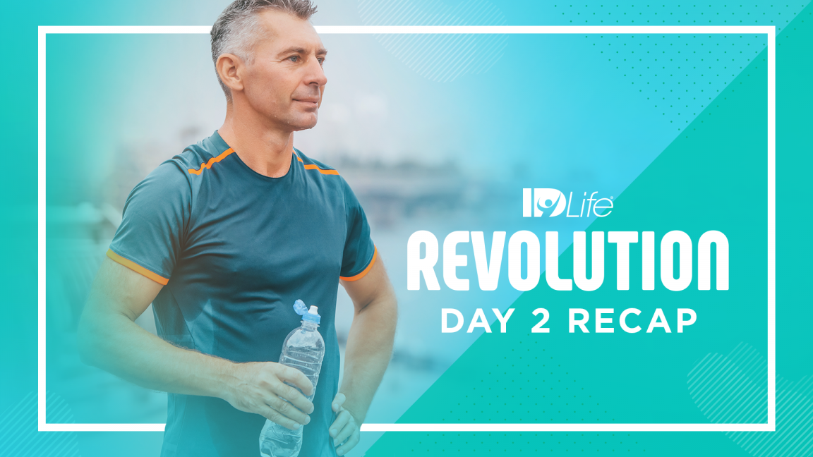 Revolution 2019 Day 2 Recap