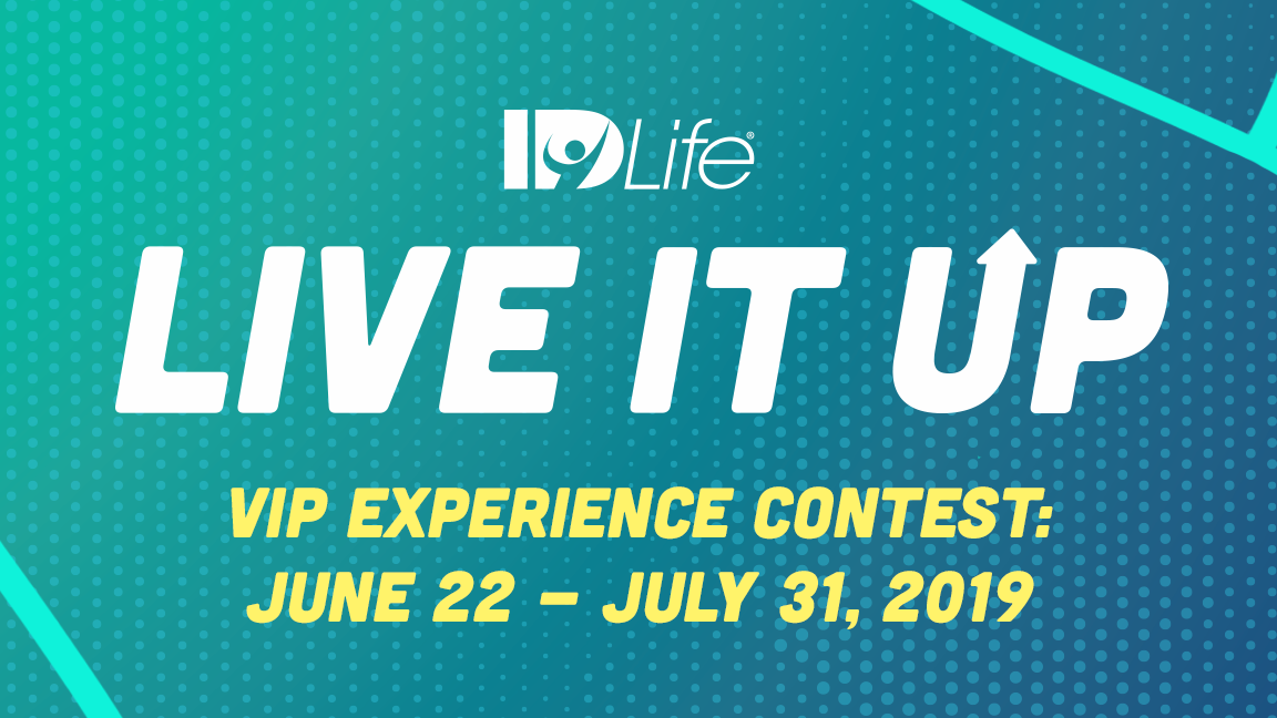 VIP Experience at Live It Up 2019!