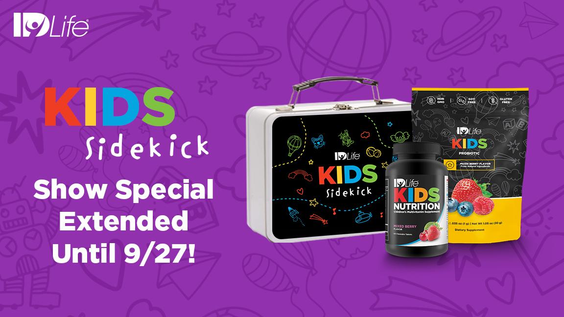 Show Special Kids Sidekick