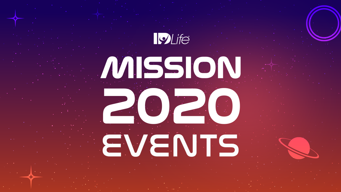 Mission 2020 Events