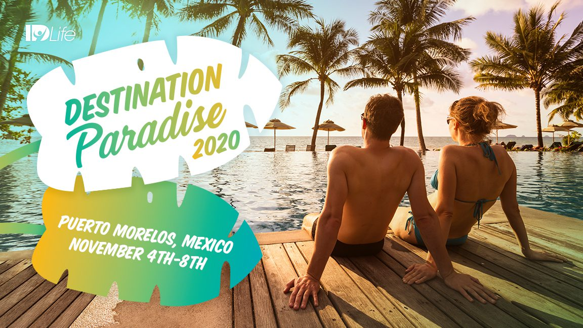 Destination Paradise 2020 Revealed!