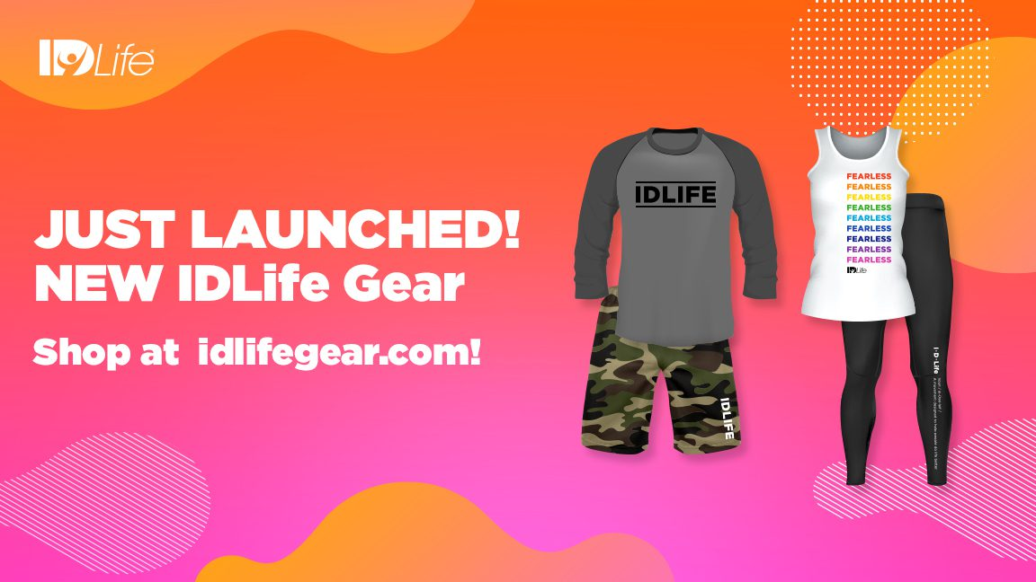 Launching: NEW IDLife Gear!