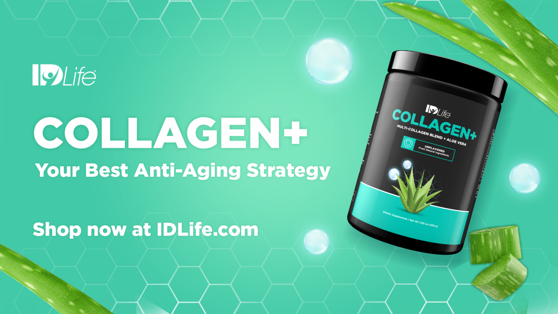 NEW Collagen+ is HERE!