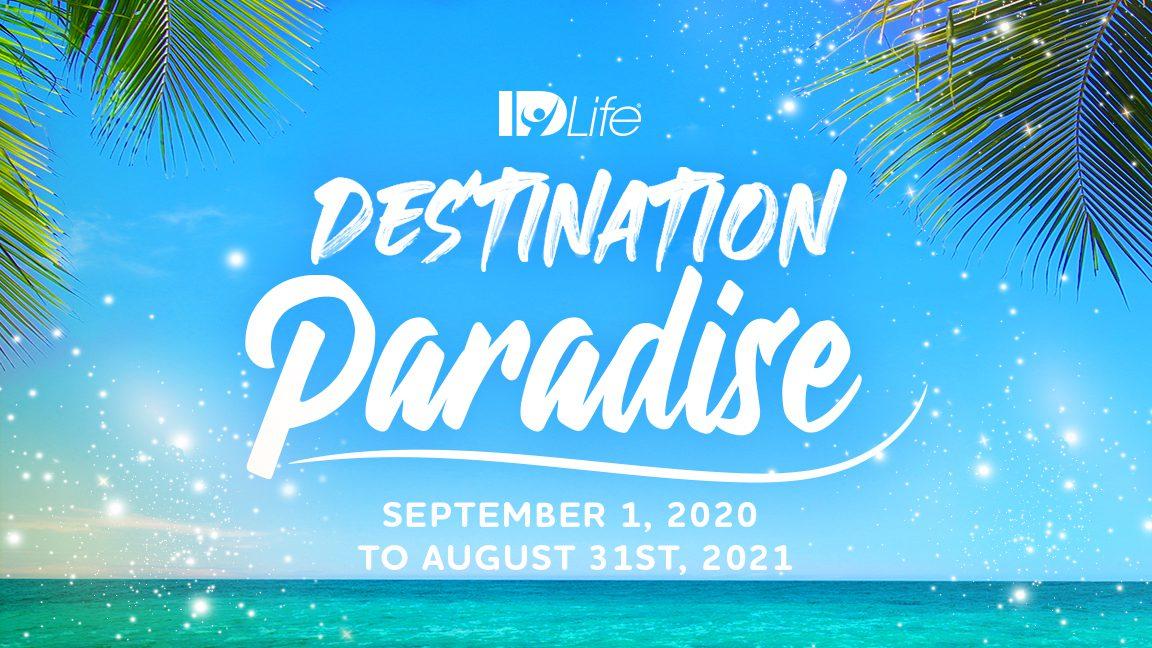 Destination Paradise 2021