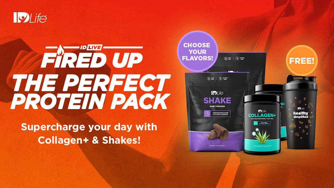 SHOW SPECIAL: The Perfect Protein Pack