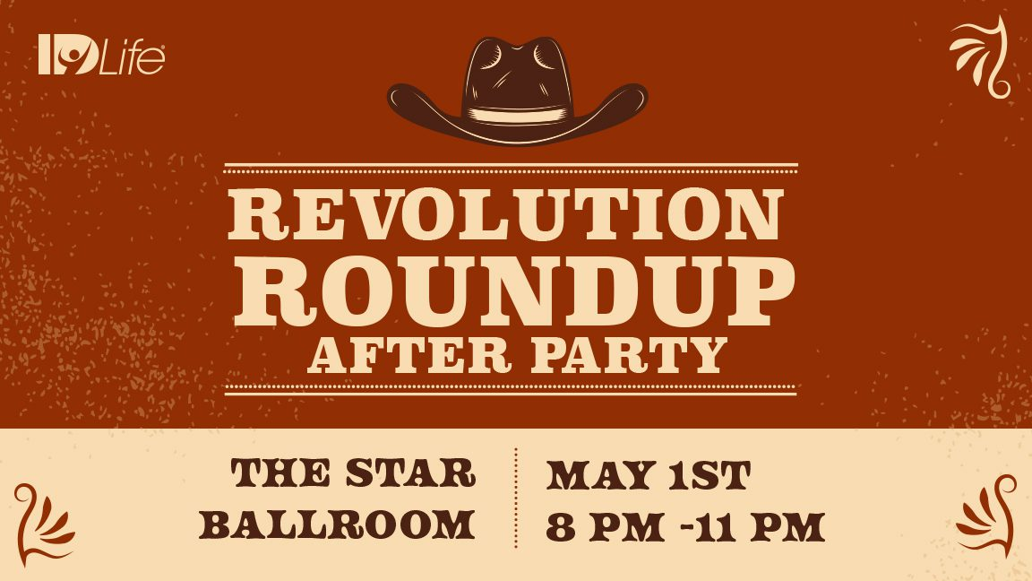 Revolution Roundup After Party