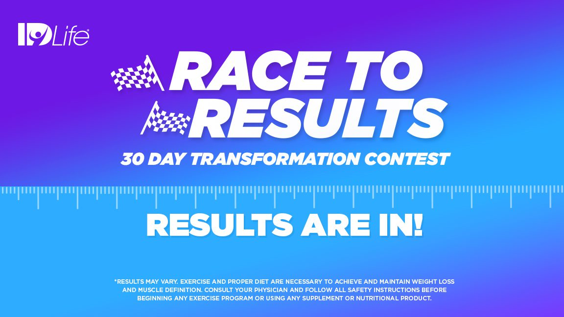 Race to Results February Winners